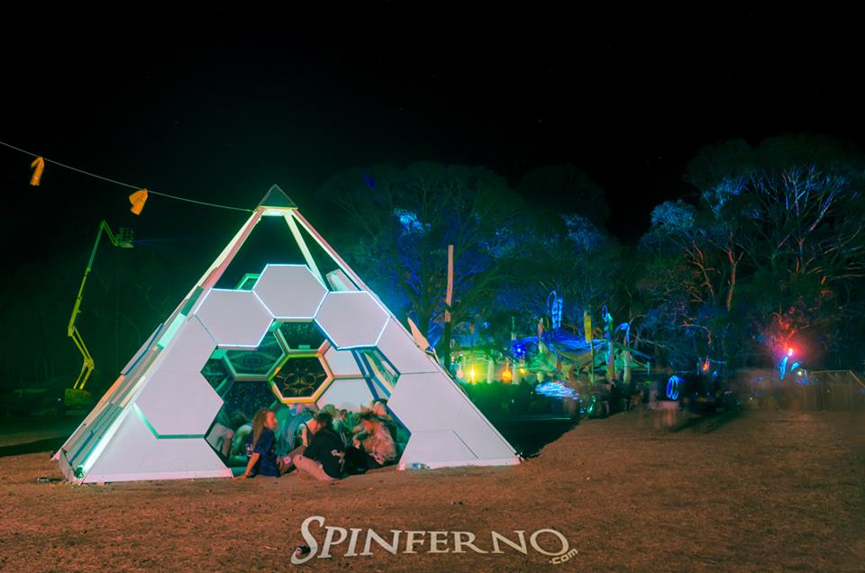 SpinfernoPyramid